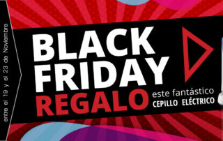 Regalamos un cepillo eléctrico gratis en el Black Friday